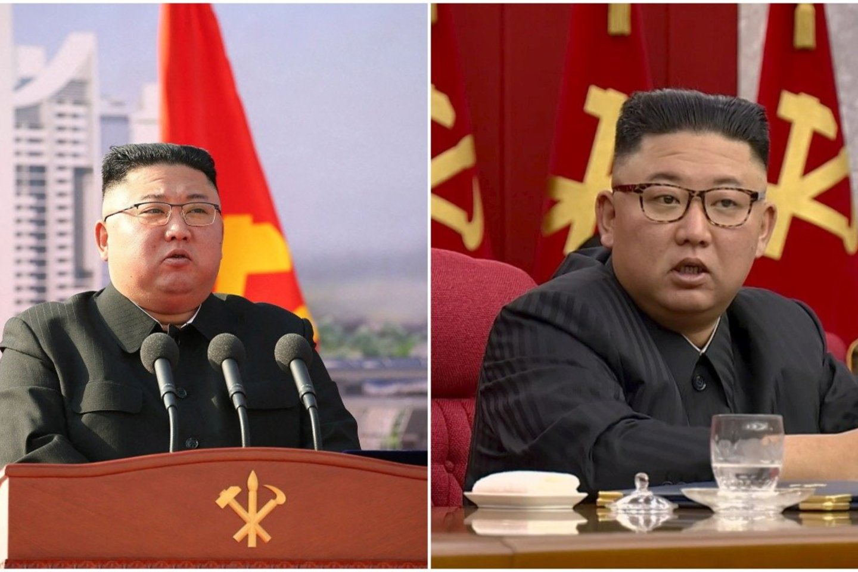 37 metų Kim Jong Unas grįžo į visuomenės akiratį birželį, pademonstravęs kur kas lieknesnę figūrą, prieš tai viešumoje nesirodęs visą gegužę.<br>Lrytas.lt koliažas.