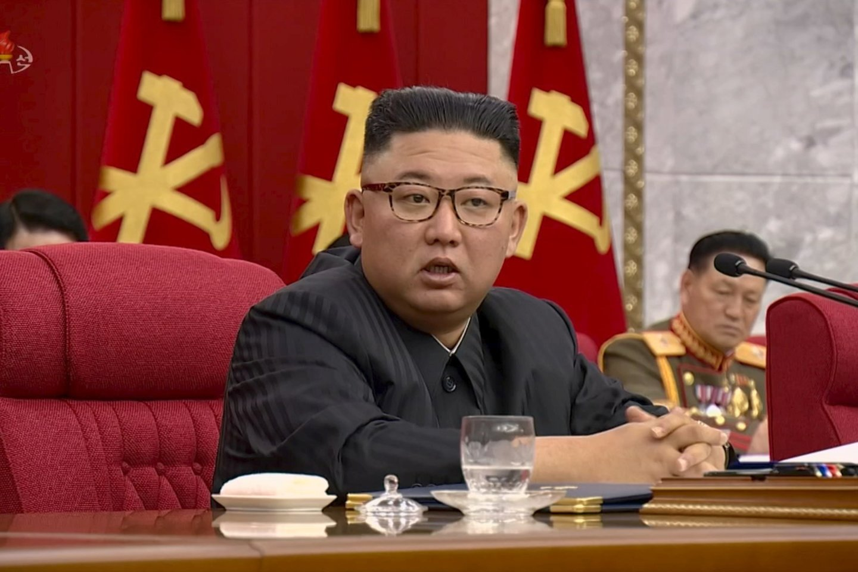 37 metų K.Unas grįžo į visuomenės akiratį birželį, pademonstravęs kur kas lieknesnę figūrą, prieš tai viešumoje nesirodęs visą gegužę.<br>Reuters/Scanpix nuotr.