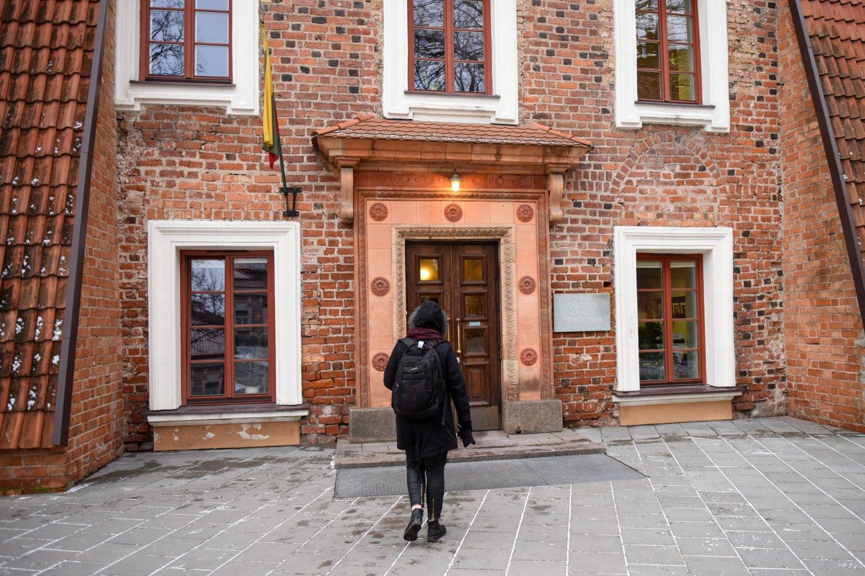 Vilniaus dailės akademija<br>D.Umbraso nuotr.