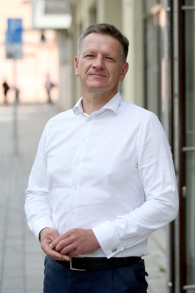 Sigitas Žutautas<br>R.Danisevičiaus nuotr.