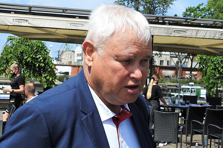 Meras Vytautas Grubliauskas<br>G.Pilaičio nuotr.