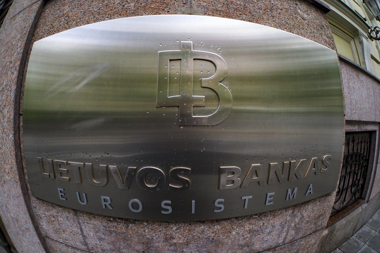 Lietuvos bankas įspėja dėl per pandemiją padaugėjusių sukčių: kviečia kreiptis nukentėjusius.<br>V.Ščiavinsko nuotr.
