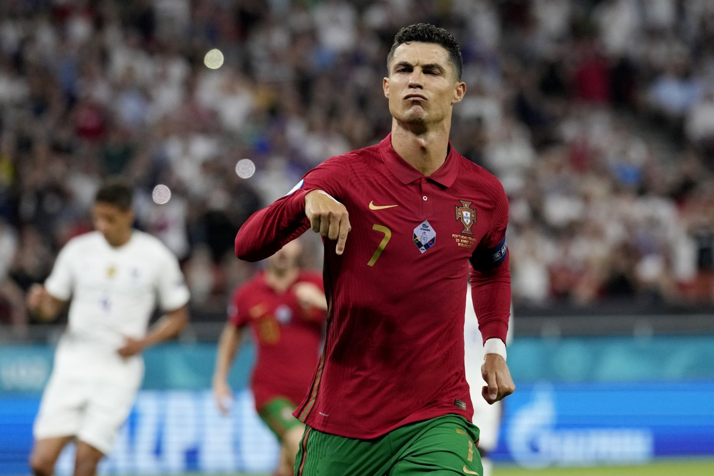 Cristiano Ronaldo.<br>Reuters/Scanpix.com nuotr.