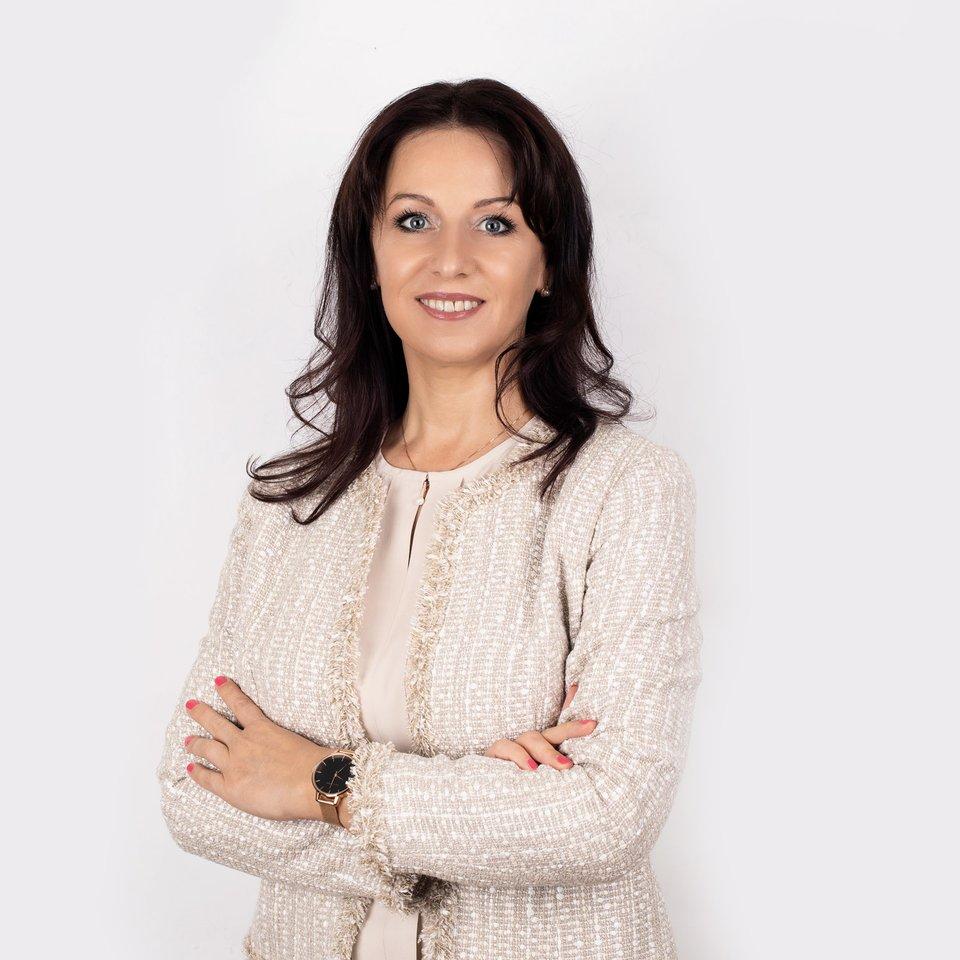 Kauno technologijos universiteto (KTU) Ekonomikos ir verslo fakulteto profesorė, ECIU universiteto studijų ekspertė Gerda Žigienė.
