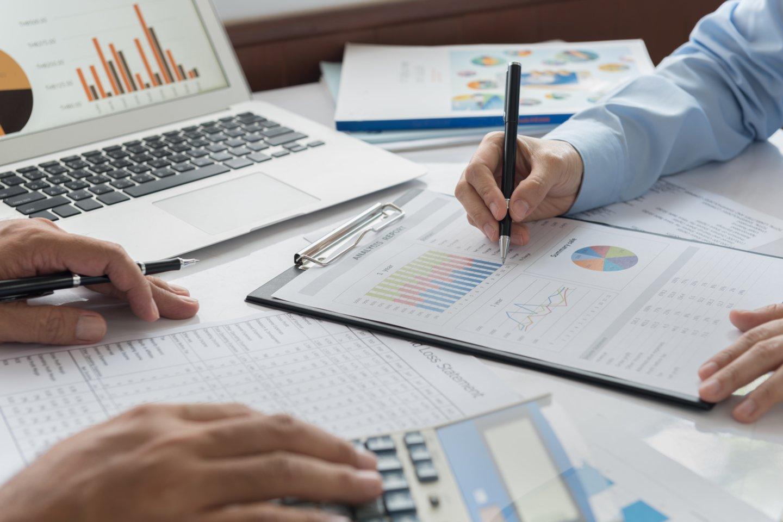Pasiruošti finansinį planą reikia dėl dviejų pagrindinių priežasčių.<br>123rf.com asociatyvi nuotr.