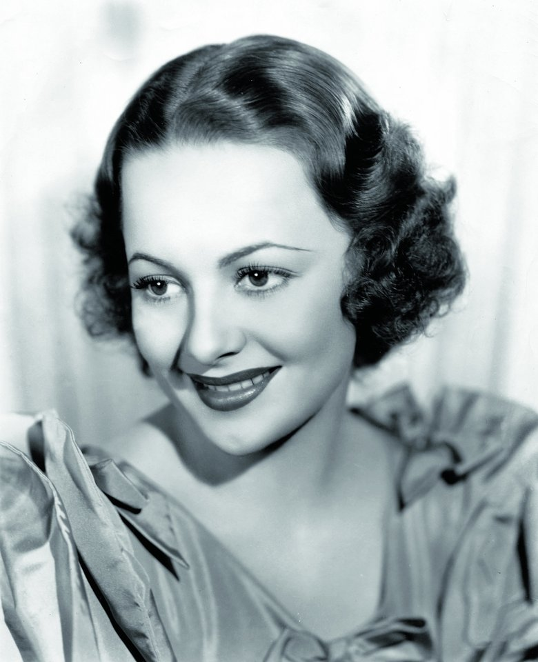 "Olivia de Havilland.<br>IMAGO / ""Scanpix"" nuotr."