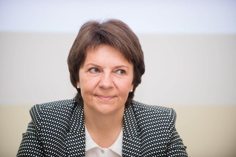 Evalda Šiškauskienė.<br>J.Stacevičiaus nuotr.