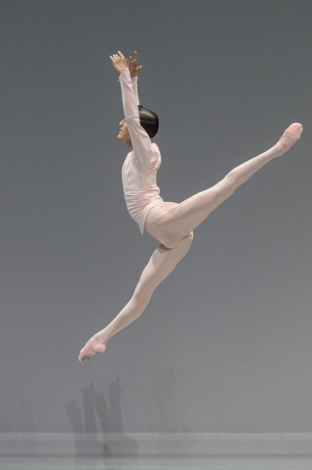 "E.Jakonis balete ""Paquita"".<br>M.Aleksos nuotr."