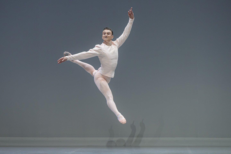 """G.Žukovskis balete """"Paquita"""".<br>M.Aleksos nuotr."""