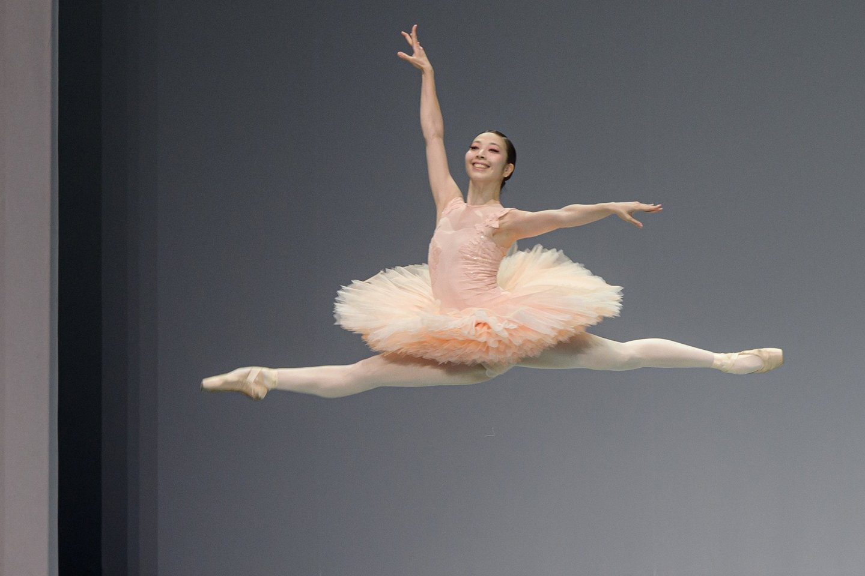 "H.Ohno balete ""Paquita"".<br>M.Aleksos nuotr."
