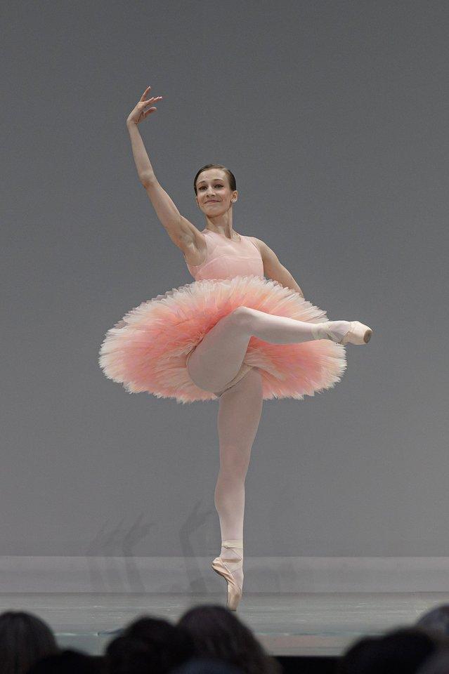 "J.Stankevičiūtė balete ""Paquita"".<br>M.Aleksos nuotr."