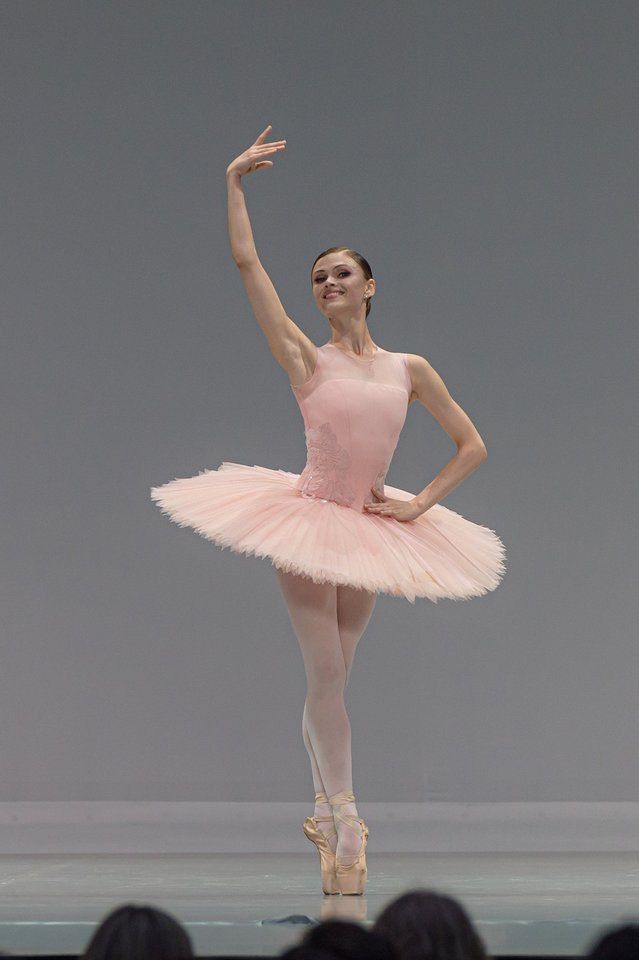 "M.Kastorina balete ""Paquita"".<br>M.Aleksos nuotr."
