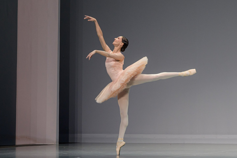 "O.Konošenko balete ""Paquita"".<br>M.Aleksos nuotr."