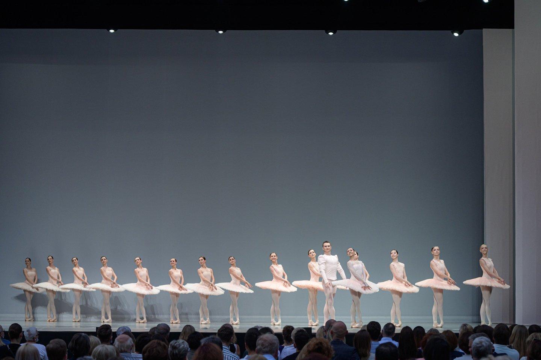"""Scena iš baleto """"Paquita"""".<br>M.Aleksos nuotr."""