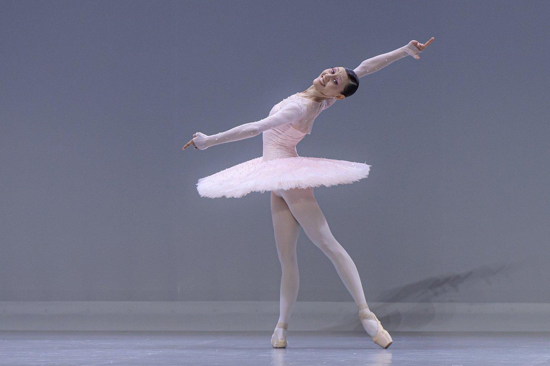 "A.Čumakova balete""Paquita"".<br>M.Aleksos nuotr."