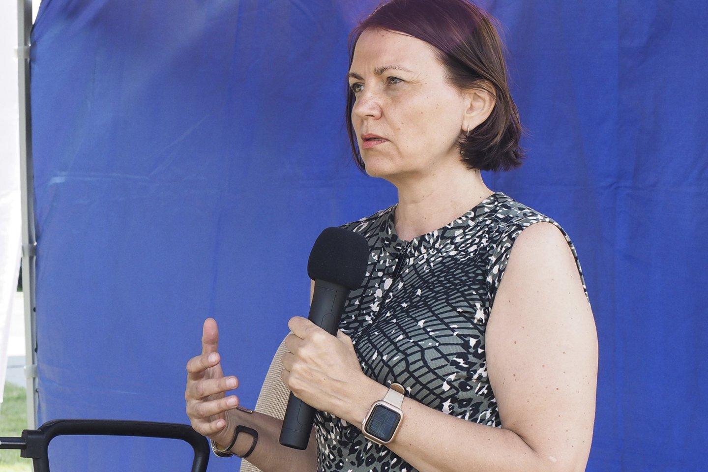 """Lilija Jasevičienė<br>Renginio """"Švęsk sveikatą"""" organizatorių nuotr."""