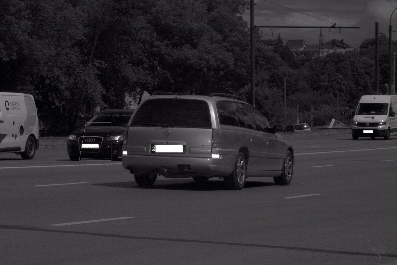 Per savaitę Kelių patrulių kuopos pareigūnai mobiliais greičio matavimo prietaisais užfiksavo 1075 greičio viršijimo atvejus.<br>Pranešėjų spaudai nuotr.
