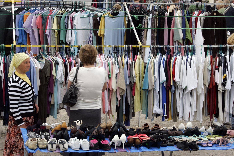 Į pirmąją mugę prekybininkus vilios didelėmis prekybinio ploto nuolaidomis, nes pagrindinis tikslas yra atgaivinti turgų.<br>V.Balkūno asociatyvi nuotr.