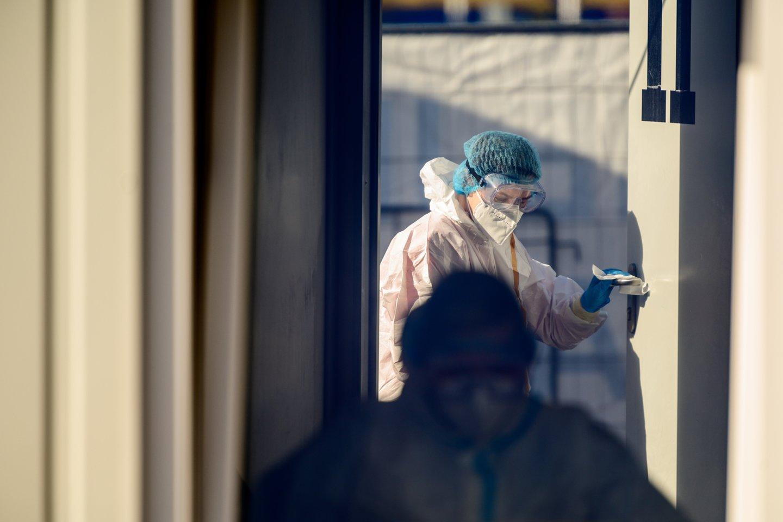 Dirbdamas Didžiojoje Britanijoje vyras užsikrėtė pavojinguoju virusu, bet ten nesigydė – parskrido į gimtinę.<br>V.Skaraičio nuotr.