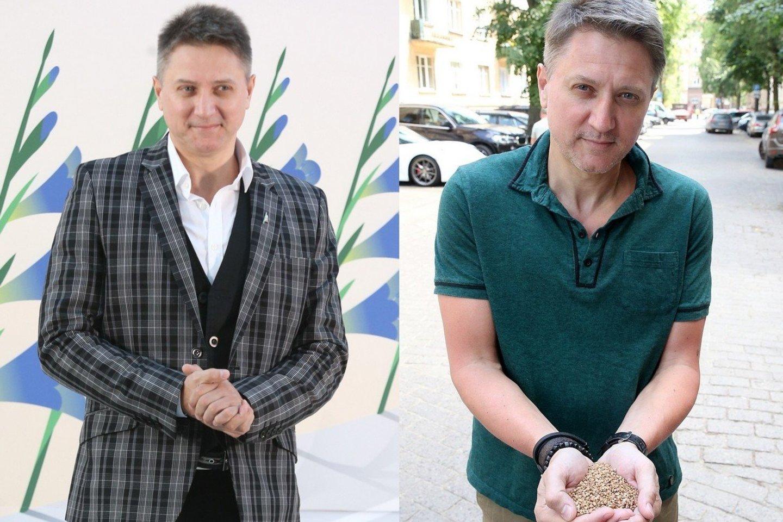 R.Musnickas yra išbandęs ir grikių dietą.<br>R.Danisevičiaus nuotr.