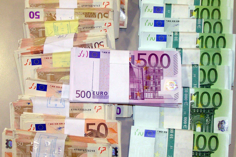 """Praėjusių metų pabaigoje patvirtintas biudžeto projektas buvo jau iš esmės pasenęs.<br>""""Lietuvos ryto"""" archyvo nuotr."""