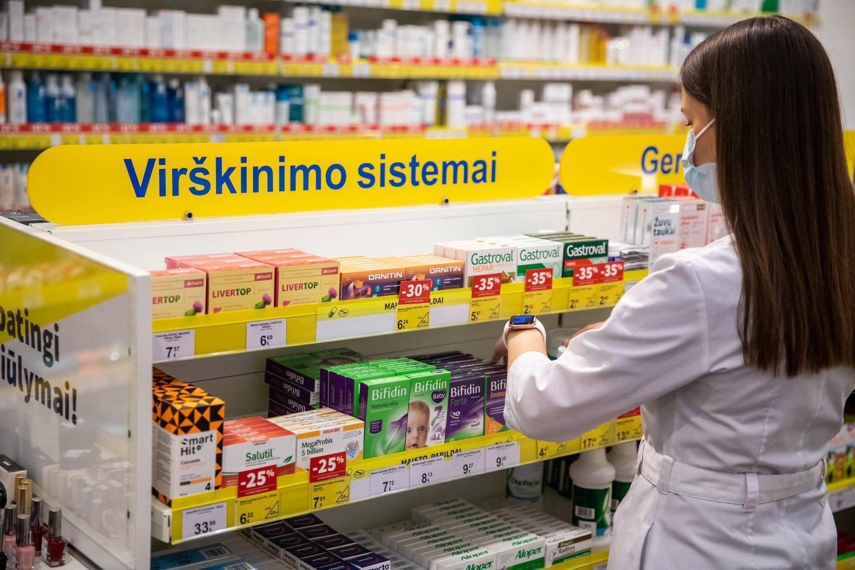 Klaidos, susijusios su vaistais, medicinoje yra vienos dažniausiai pasitaikančių.<br>Asociatyvi Camelia nuotr.