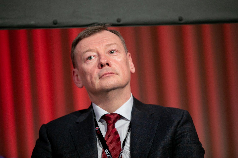 V.Janulevičius.<br>D.Umbraso nuotr.