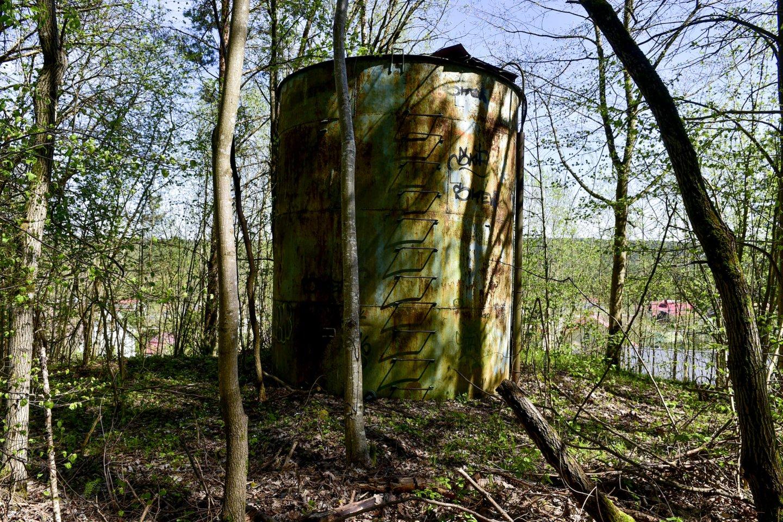 Vandentvarkininkai paveldėjo sovietmečiu statytas ir vandens talpyklas, ir nuotekų valyklas.<br>V.Ščiavinsko nuotr.