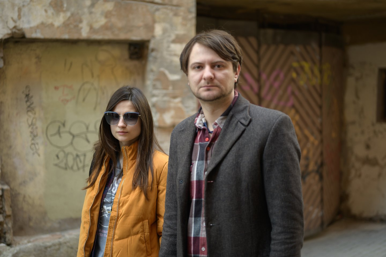 Ainis Storpirštis ir Gabija Urniežiūtė.<br>Asmeninio albumo nuotr.