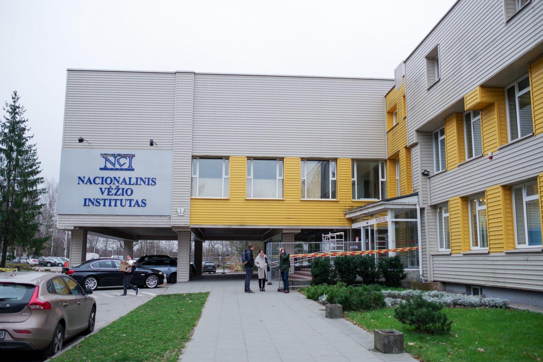 Nacionalinis vėžio institutas,operacija,tiesioginė transliacija<br>V.Ščiavinsko nuotr.