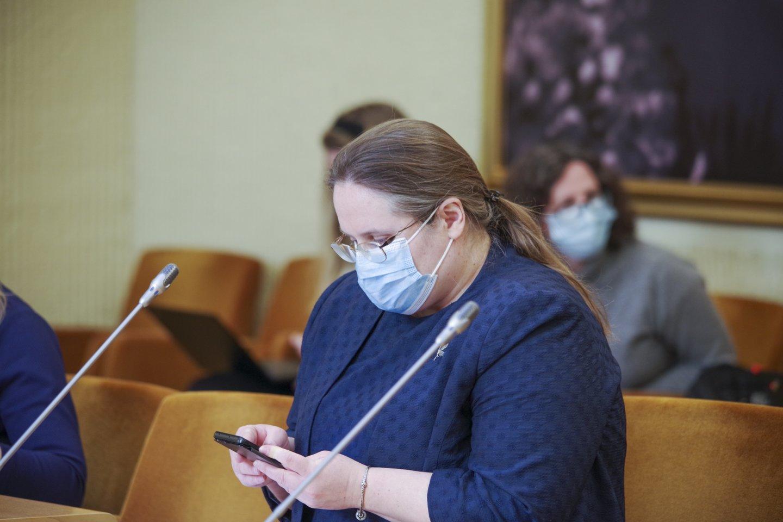 Agnė Širinskienė.<br>V.Ščiavinsko nuotr.