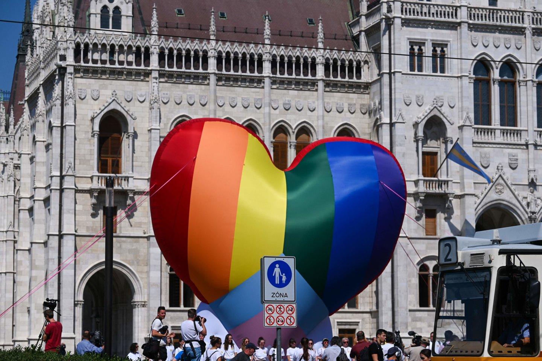 Kadaise Rytų Europa sparčiai progresavo LGBT bendruomenės teisių klausimu, tačiau dabar šiose šalyse gyvenantys asmenys nebesijaučia gerbiami.<br>AFP/Scanpix nuotr.