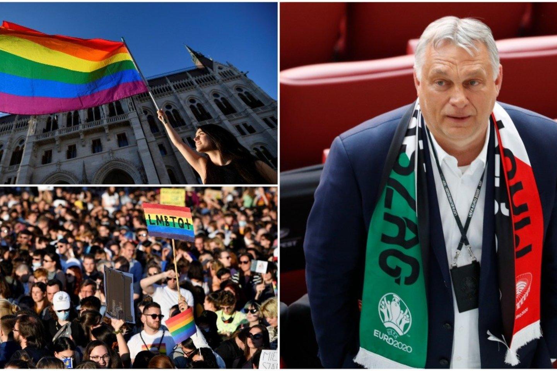 Kadaise Rytų Europa sparčiai progresavo LGBT bendruomenės teisių klausimu, tačiau dabar šiose šalyse gyvenantys asmenys nebesijaučia gerbiami.<br>Lrytas.lt koliažas.