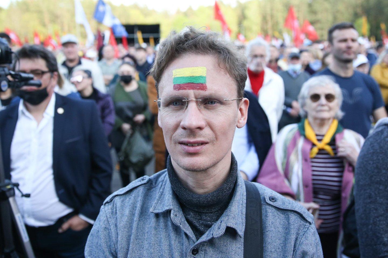 Akimirkos iš Šeimų maršo organizatorių renginių.<br>R.Danisevičiaus nuotr.