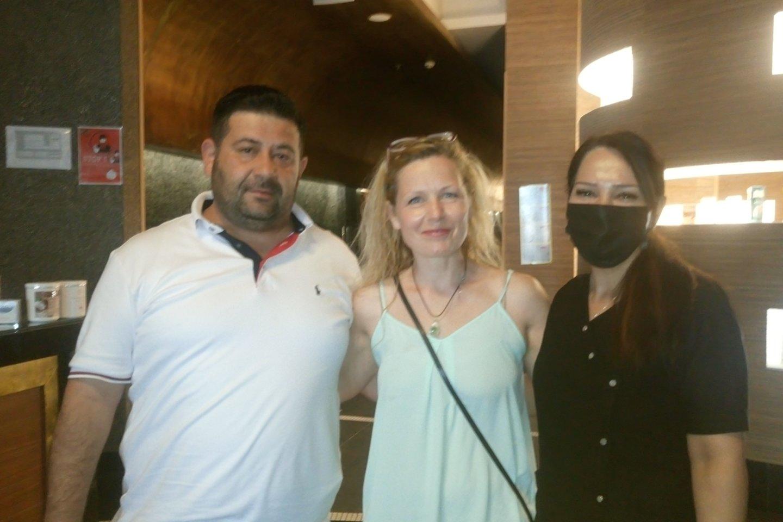 Turkijos viešbutyje dirbantys žmonės papasakojo, kaip pasikeitė gyvenimas po koronaviruso.<br>Asmeninio albumo nuotr.