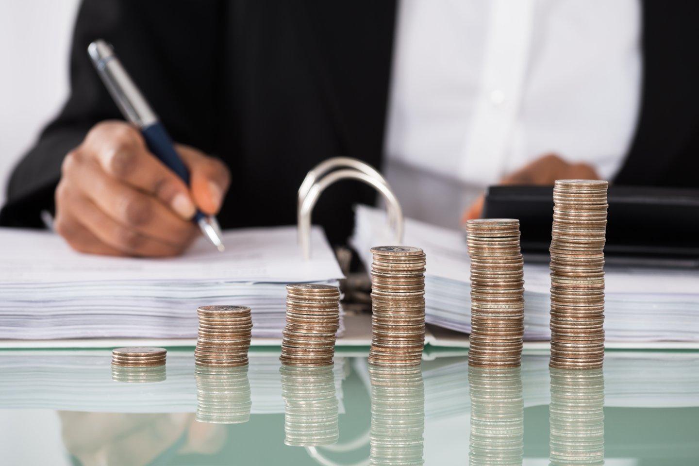 Mokėjimo istorija yra vienas iš faktorių vertinant kredito suteikimo galimybes bei finansavimosi kainą.<br>123rf.com asociatyvi nuotr.