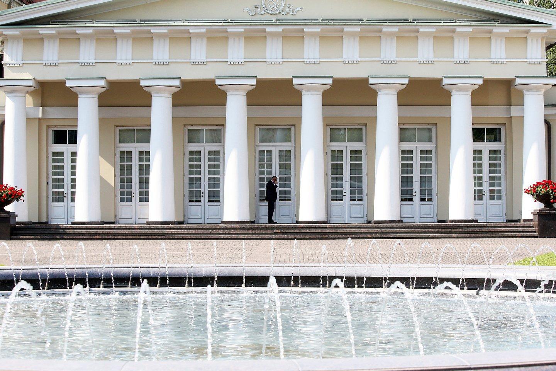 Pirmadienį vyko Valstybės gynimo tarybos posėdis.<br>R.Danisevičiaus nuotr.