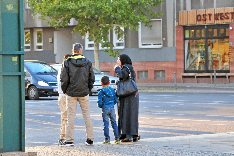 Dar prieš mėnesį apie migrantų krizę nebuvo jokios šnekos.<br>A.Vaitkevičiaus nuotr.