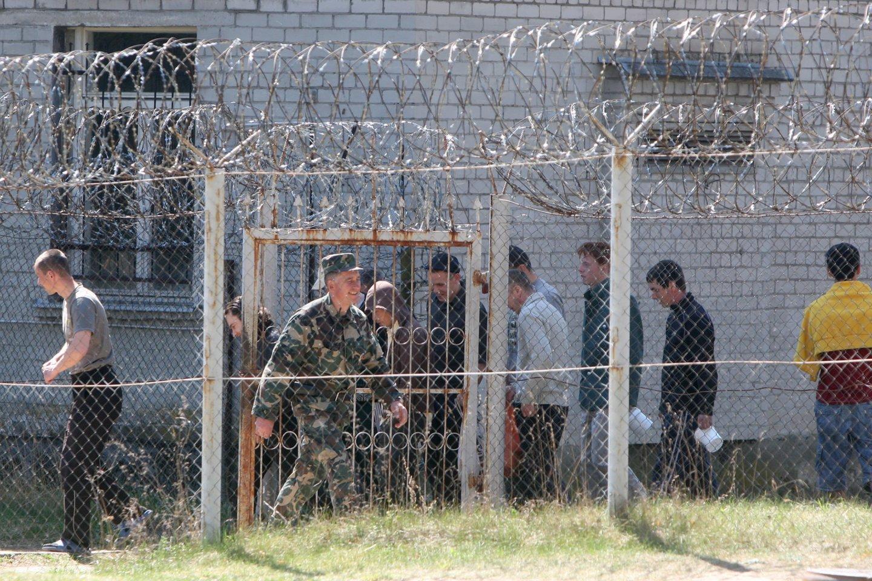 Dar prieš mėnesį apie migrantų krizę nebuvo jokios šnekos.<br>R.Jurgaičio nuotr.
