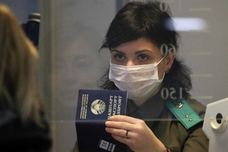 Europos Sąjunga dėl išaugusios neteisėtos migracijos iš Baltarusijos galėtų svarstyti vizų išdavimo sustabdymą šios šalies piliečiams. (Asociatyvi nuotr.)<br>TASS/Scanpix nuotr.