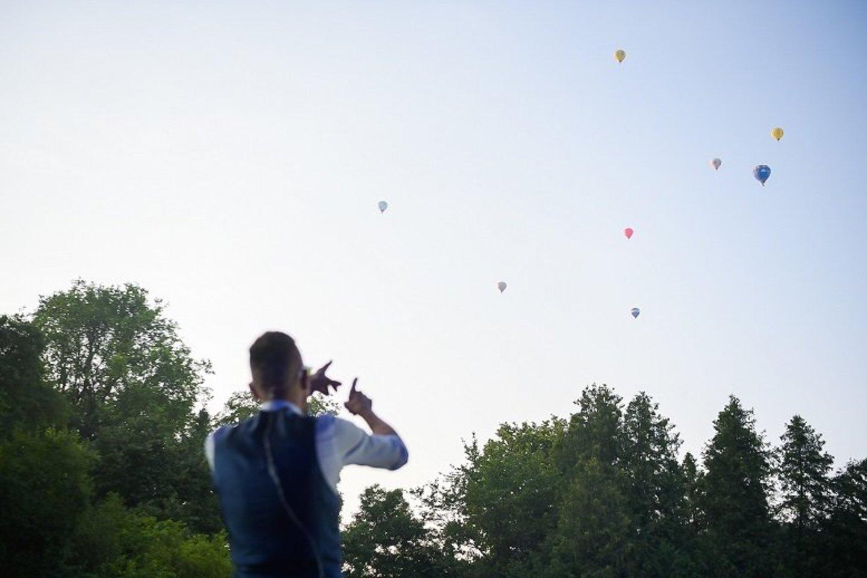 """VU Botanikos sode startavo naujas miesto festivalis """"Vilnius ORE"""".<br>Arno Mažylio nuotr."""