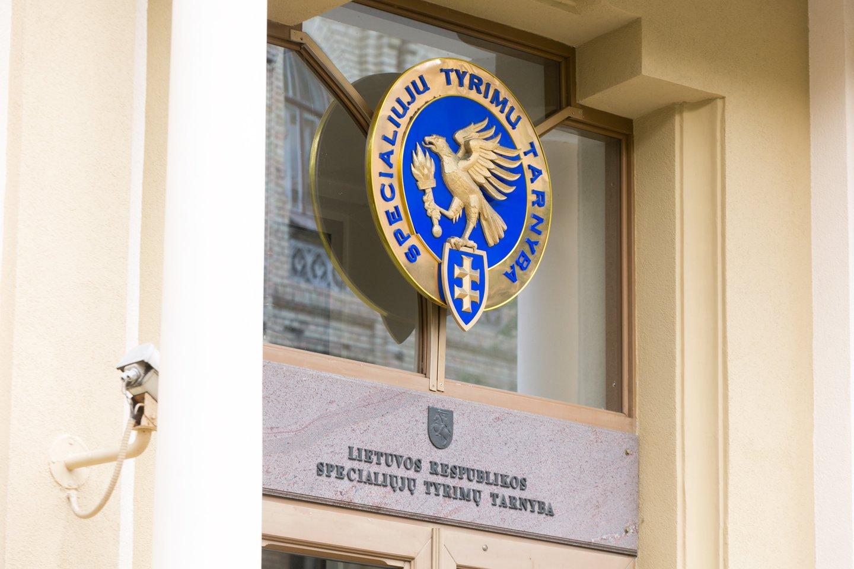 Ar naujasis įstatymo projektas iššspręsįsisenėjusią Lietuvos problemą – silpną žvalgybinės veiklos priežiūrą?<br>T.Bauro nuotr.
