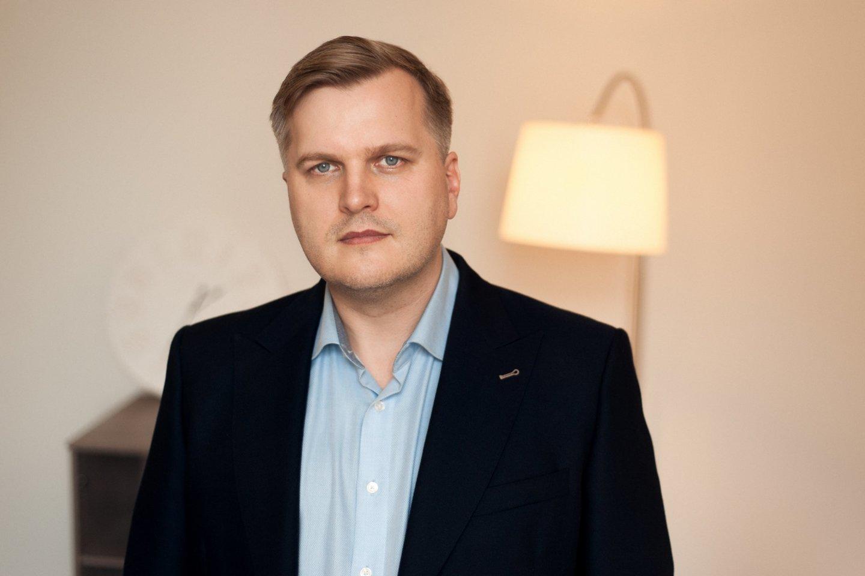 Psichologas Antanas Mockus.<br>Asmeninio archyvo nuotr.