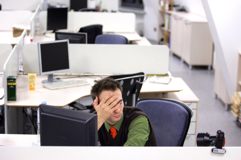 Neretai darbdaviai nusprendžia keisti darbo sąlygas.<br>V.Balkūno nuotr.