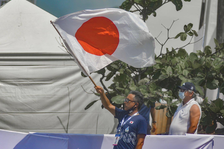 Japonai skeptiškai vertina Tokijo olimpines žaidynes.<br>ZP/Scanpix nuotr.