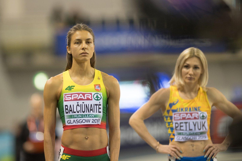 Eglė Balčiūnaitė<br>A.Pliadžio nuotr.