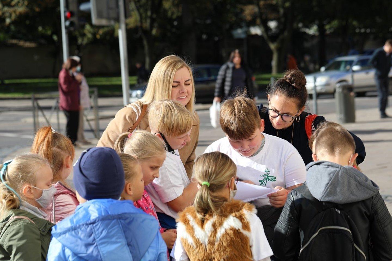 Nors šalies aukštosios mokyklospripažįsta, kad būsimųjų pedagogų skaičius vis dar nedžiugina, panašu, jogsusidomėjimas mokytojo specialybe po truputį auga.<br>S.Kovalevskajos gimnazijos asociatyvi nuotr.