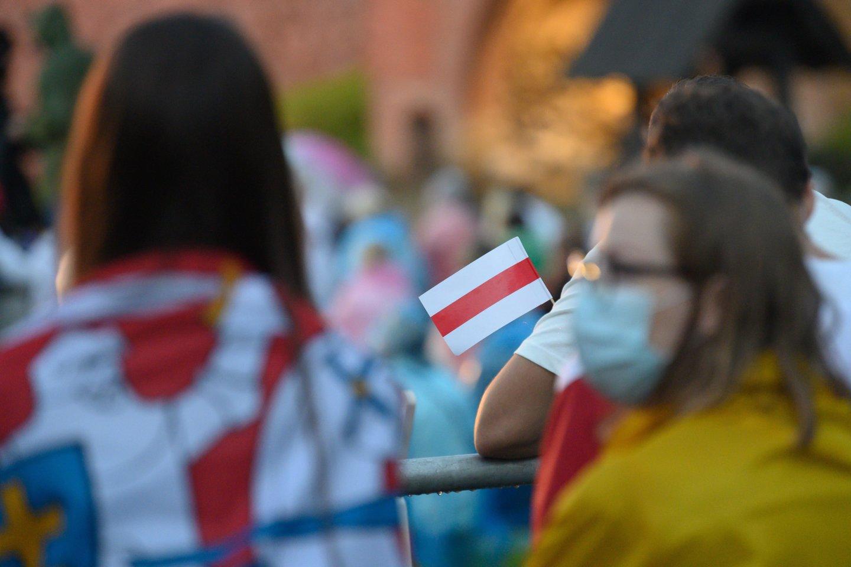 Bankai atidžiai vertins visus mokėjimus, susijusius su ribojamais Baltarusijos sektoriais.<br>V.Skaraičio nuotr.