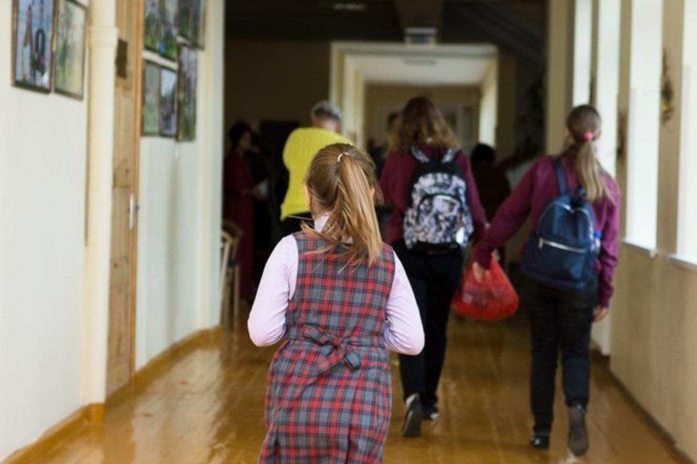 Nors šalies aukštosios mokyklospripažįsta, kad būsimųjų pedagogų skaičius vis dar nedžiugina, panašu, jogsusidomėjimas mokytojo specialybe po truputį auga.<br>R.Ančerevičiaus/jp.lt asociatyvi nuotr.