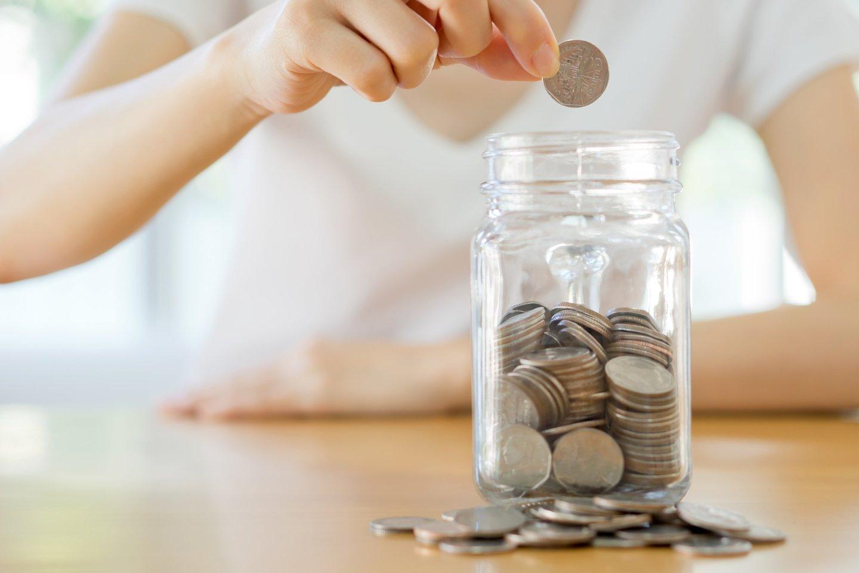 Investuojant į akcijų rinką svarbu yra tai, kad reikia nusiteikti ilgesniam investiciniam periodui.<br>123rf.com asociatyvi nuotr.